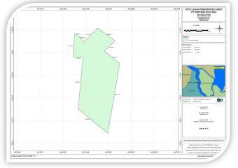 peta lahan dan pengukuran luas lahan