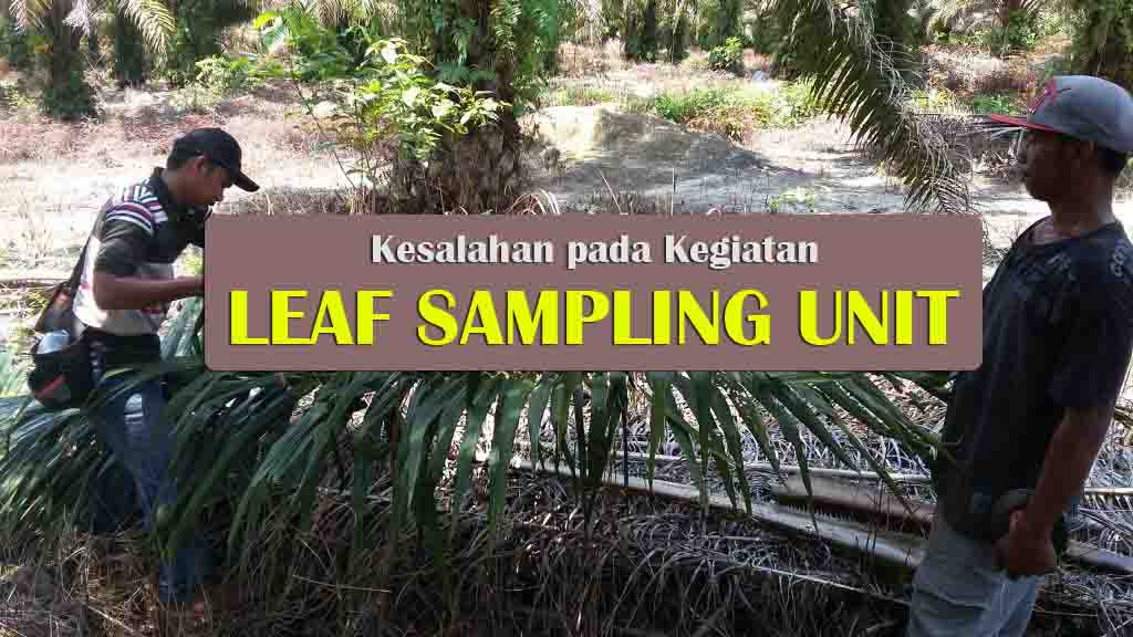 Leaf Sampling Unit