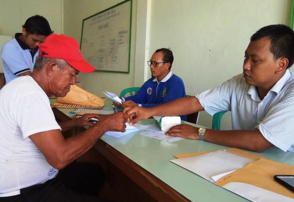 Penanda Tanganan Kontrak Kerja Sama